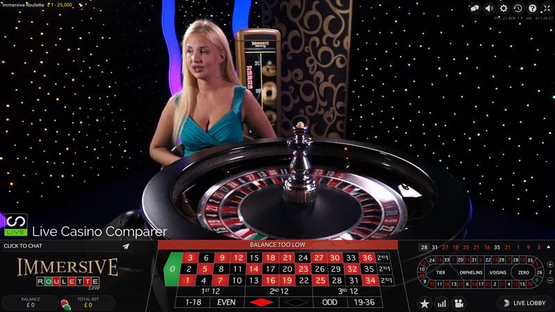 Roulette VIP (Evolution)