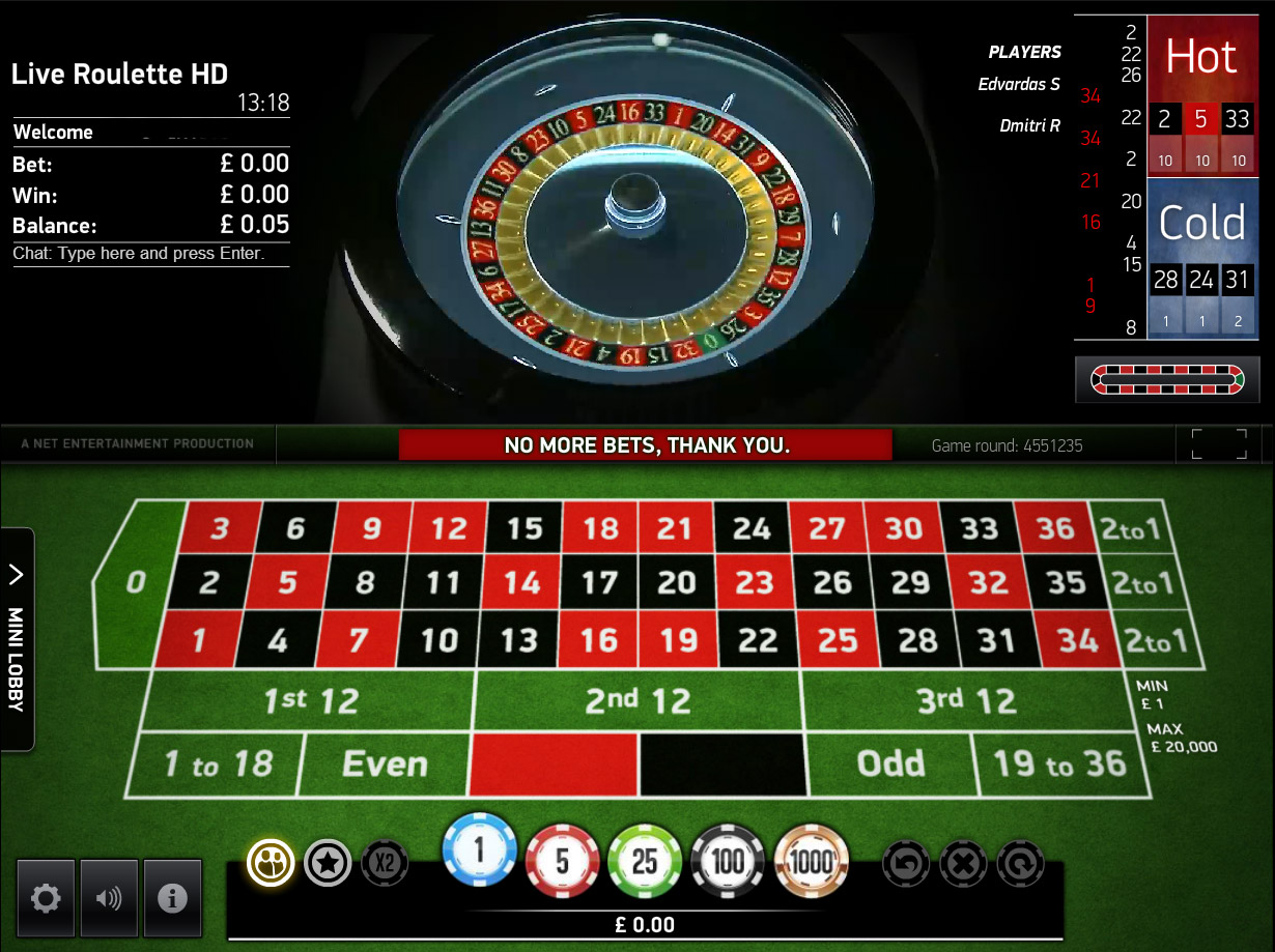 Live Casino Blackjack High Roller - NetEnt - Rizk Casino Deutschland